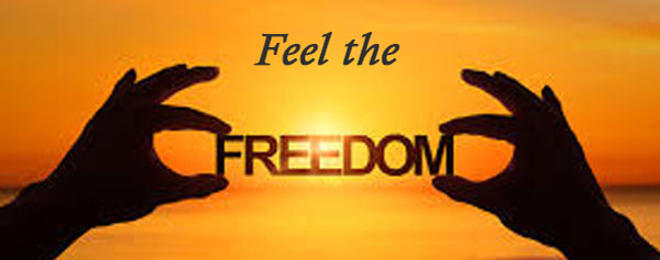 Feel the Freedom from Addiction