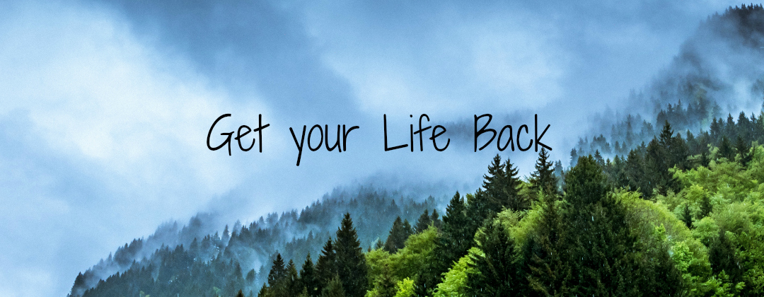 Get Your Life Back from Trauma.