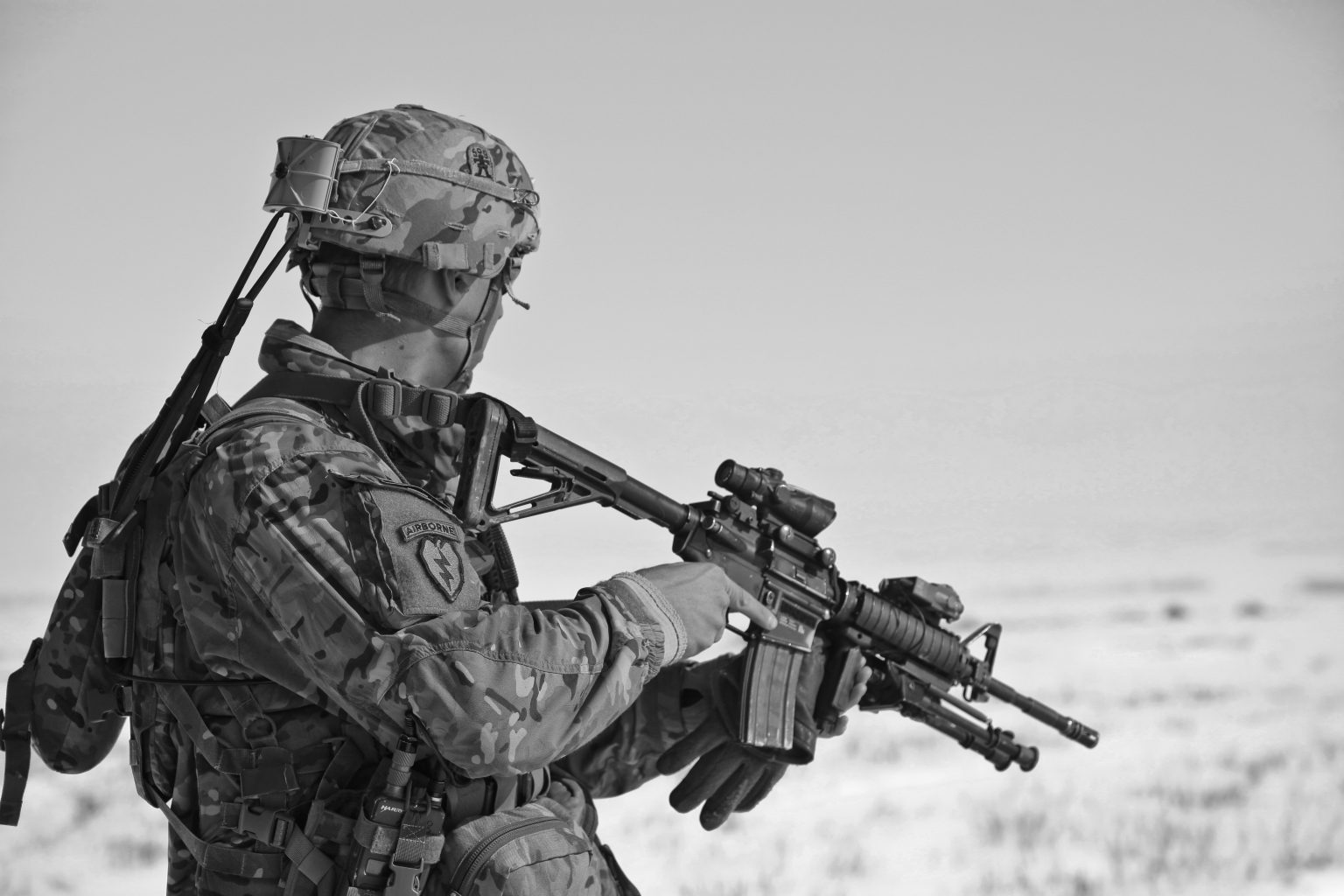 Soldier, veteran, PTSD
