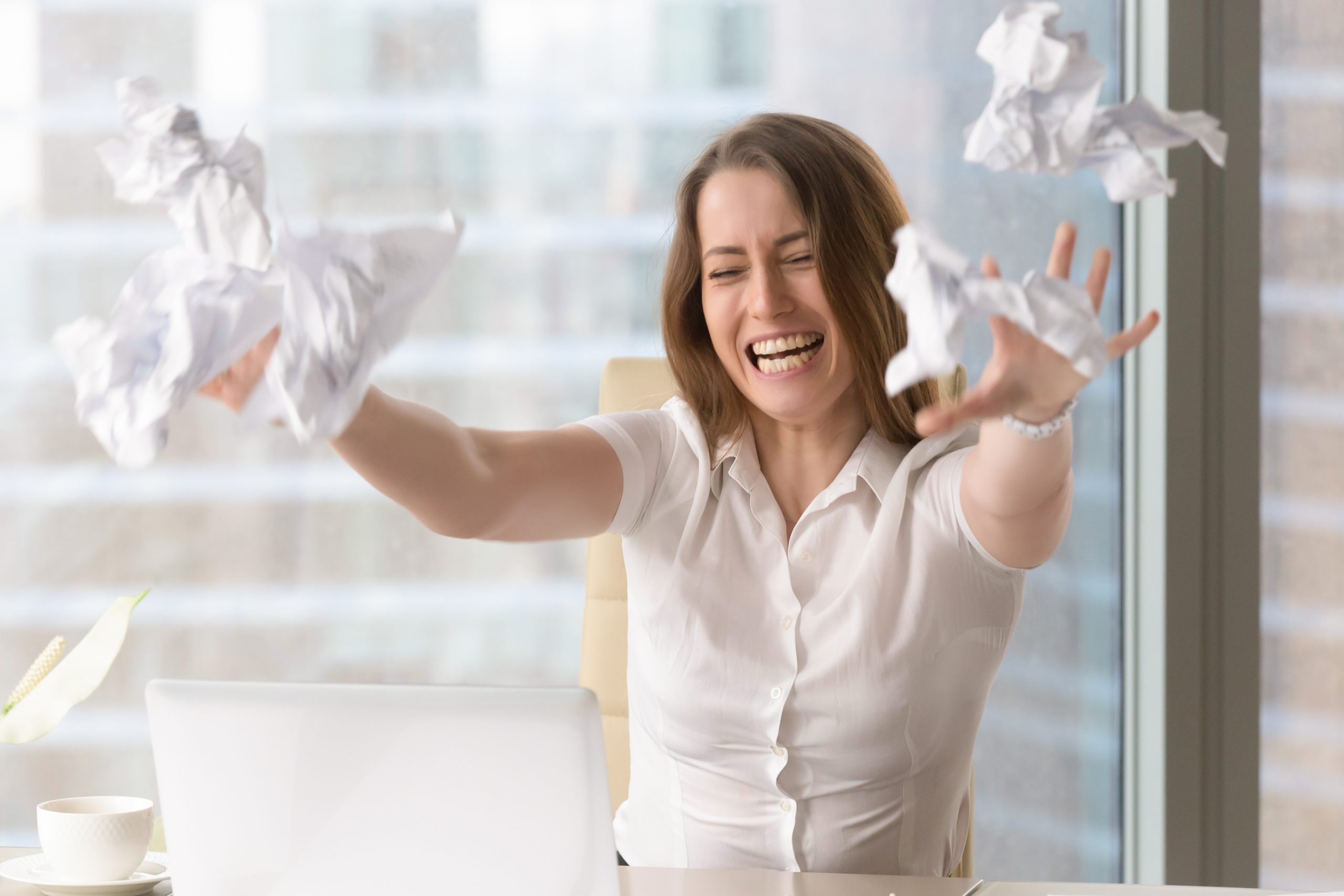 Read more about the article Overcome the Overwhelm with These 3 Valuable Tips
