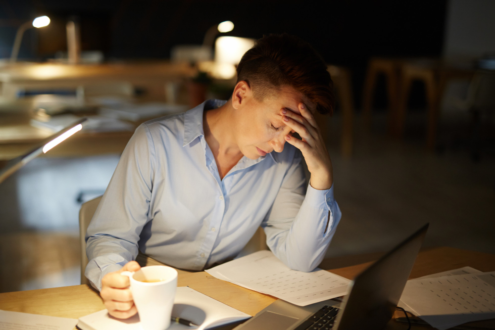 Read more about the article Workaholic Addiction – An Overlooked Stressor & Threat to Good Health